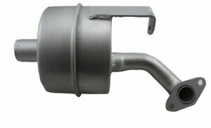 Kohler 12-068-58-S Muffler Genuine OEM Replaces: 1206836S; 12 068 36-S