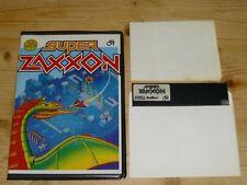 SUPER Zaxxon-Disk Version-Commodore 64 (C64)