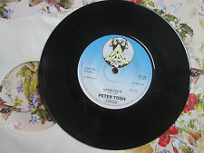 Peter Tosh ‎– Legalize It Virgin Records ‎– VS 140 UK 7inch Vinyl 45 Single