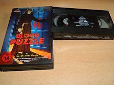 Blood Puzzle (Skullduggery) - Der Satan führt Regie - Erstauflage - VHS - ab 18