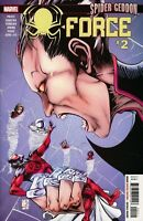 Spider-Force #2 Spider-Geddon Marvel Comic 1st Print 2018 unread NM