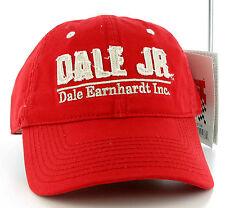 Dale Earnhardt Jr., Earnhardt Racing, Men's Red Adjustable Pit Cap from Chase