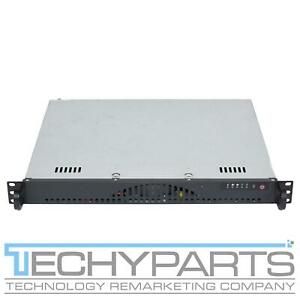 SUPERMICRO CSE-512 X11SSQ-L-DE05B Socket LGA1151 1U Server CTO