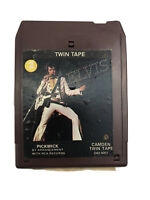 Elvis Presley 8 track tape 1975 Double Dynamite twin tape D82 5001 Tested A