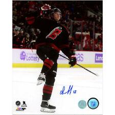 Andrei Svechnikov Carolina Hurricanes Autographed 8x10 1st NHL Goal Photo