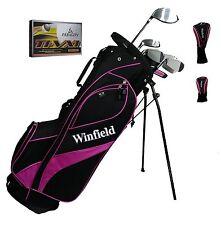 Ladies Golf Pkg Set/ Women Golf Club 12pc Golf Ball Pk/Right Hand/Adult Golf