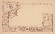 C769) MILANO 1895, XIII CONGRESSO EUCARISTICO.
