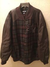 Big Men's Pelle Pelle by Marc Buchanan Genuine Leather jacket vintage.