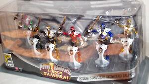 ✰ LTD to 300 ONLY! ✰ POWER RANGERS Super Samurai SAN DIEGO Comic Con 2012 figure