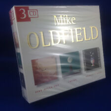 MIKE OLDFIELD: Limited Edition Gold Embossed 1998 3CD BOX SET EURO IMPORT NEW