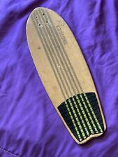 "New listing Longboard By Globe VINTAGE  WOOD 30"" x9"" brake/skid damage on back classic # 181"