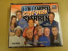 2-CD BOX / HOLLANDSE STERREN - CAFE HITS