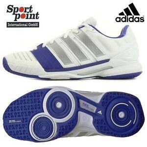 Adidas Adipower Stabile 11 W Donna Scarpe Pallamano per Interni 36,5 Nuovo