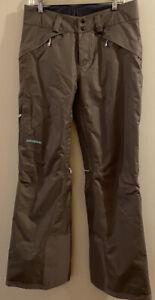 Patagonia H2NO Women's Medium Ski Snow Snowboard Pants Waist 30-32 Length 32