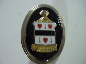 1930 Cord Front Emblem