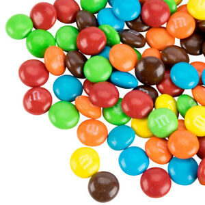 5 lbs. Milk Chocolate M&M's MINI Baking Bits Topping Candy
