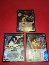 UFS Foil/Promo Cards x3 - Street Fighter - Fei Longs Close Strong Punch