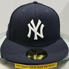 New York Yankees~MLB~New Era~59FIFTY~Cooperstown~W.S. 2000~Subway Series~Navy