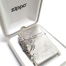 Zippo Tribal Cross Lighter Genuine Authentic Original Packing 6 FIlints set GIFT