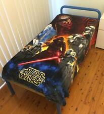 All Season King/Single Sz Faux Mink Blanket - Star Wars the Force Awakens