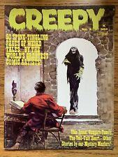 Creepy #3, June 1965, FN/VF Warren Magazine Frazetta Cover