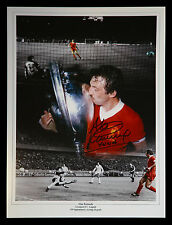More details for  alan kennedy 12x16 signed liverpool football montage : ynwa