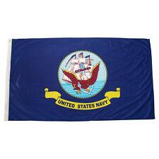 1.2x1.8m Eua Azul Marino Bandera 4x6 USN Naval Casa Pancarta Eeuu Vendedor
