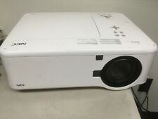 NEC NP4100W Widescreen WXGA Digital Large Venue DLP Projector with lens