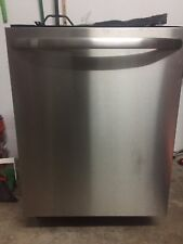 Ge Gldt696Jss (Used Less than 10x) Built-In Dishwasher with Hidden Controls