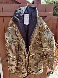MTP CAMO Waterproof & MVP Combat Smock Jacket