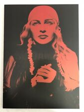 **MADONNA MADAME X TOUR BOOK / PROGRAMME MINT / LIKE NEW CONDITION 2020**