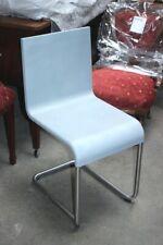 VITRA .05 Stacking Grey  Chair by Maarten Van Severen, PL-2626