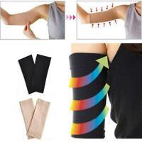 NEU Tone Up Arm Shaping Sleeves - Frauen Elastic Shapewear Abnehmen X8A5