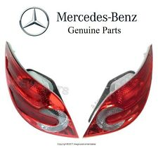 For Mercedes W251 R320 R350 Pair Set of 2 Rear Taillight Lamp Lens Assemblies