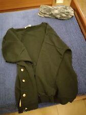 Felpa Donna Vicolo  verde militare
