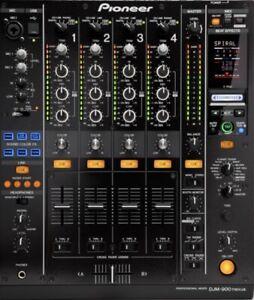 Pioneer DJM 900 Nexus Mixer / keine Gebrauchsspuren / neuwertig / Mischpult