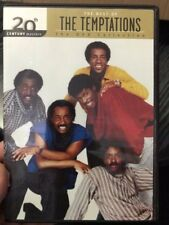 20th Century Masters - The Best Of The Temptations region 1 DVD (music)