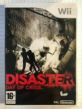 Disaster pour Wii