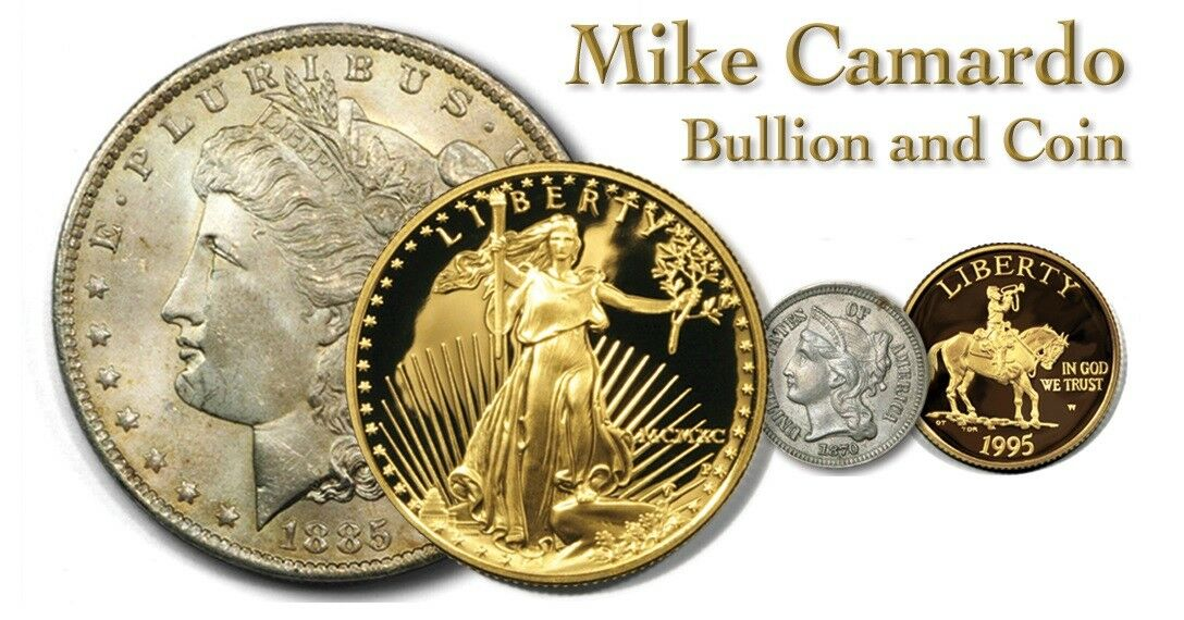Mike Camardo Bullion and Coin