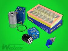 FS094 INSPEKTIONSPAKET Luftfilter Ölfilter Dieselfilter MERCEDES W124 S124 200 D