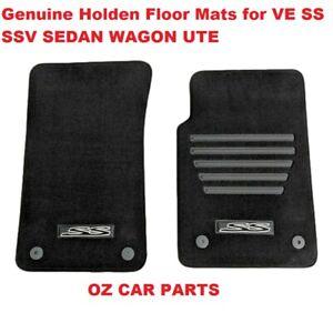 NEW Genuine Holden Floor Mats for VE SS SSV Commodore SEDAN WAGON UTE 2006-2013