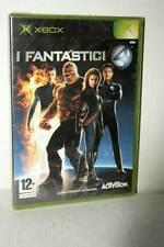I FANTASTICI 4 GIOCO NUOVO SIGILLATO XBOX EDIZIONE ITALIANA PAL VBC 50598