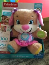 New listing Fisher-Price Laugh and Learn Smart Stages Puppy - Sis