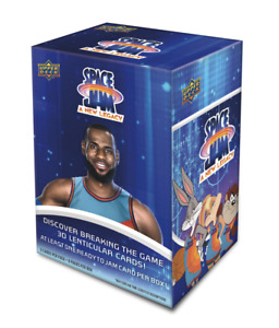 2021 Upper Deck Space Jam 2: A New Legacy Basketball Blaster Box PRESALE 10/27