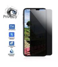 Anti Spy Anti Privacy  Tempered Glass Screen Protector ForApple iPhone XS Max
