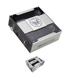 Soundstream Xtreme 1 Ohm 12000 Watts Monoblock Class D Amplifier TXP1.12000D