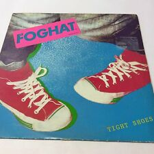 Foghat 'Tight Shoes' VG/VG Classic Rock Vinyl LP 12""