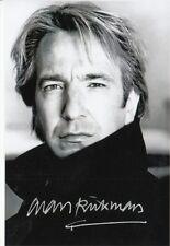 Alan Rickman ++Autogramm++ ++TOP++2
