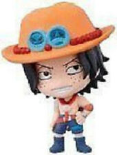 """*NEW* ONE PIECE VOL 1 PORTGAS D. ACE WITH BASE 2.5"""" DEFORMASTER PETIT FIGURE"""