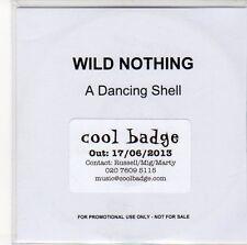 (ED866) Wild Nothing, A Dancing Shell - 2013 DJ CD